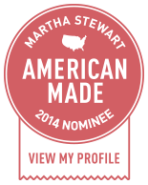Martha Stewart - American Made 2014 - Nominee